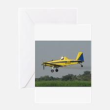 Ag Aviation Greeting Card