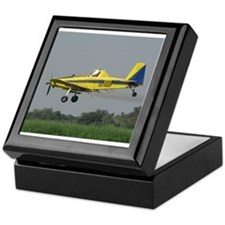 Ag Aviation Keepsake Box