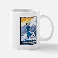 Chamonix France Mug