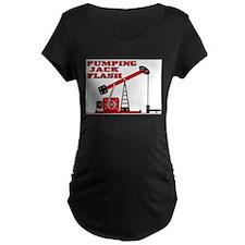 Pumping Jack Flash T-Shirt