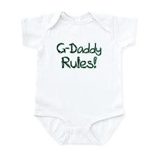 G-Daddy Rules Infant Bodysuit