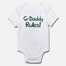G-Daddy Rules Infant Bodysuit