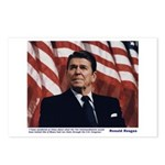 Reagan on the Ten Commandments Postcards (Package