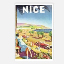 Nice France Postcards (Package of 8)