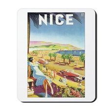 Nice France Mousepad