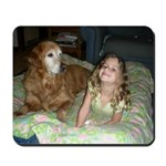 Canine Cancer Mousepad