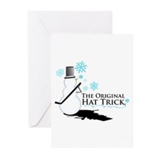 original hat trick Greeting Cards (Pk of 10)