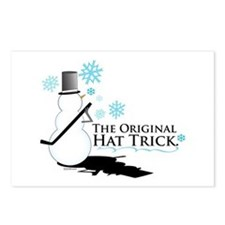 original hat trick Postcards (Package of 8)