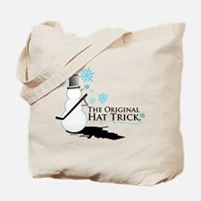 original hat trick Tote Bag