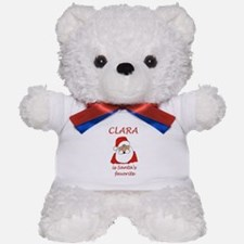 Clara christmas Teddy Bear