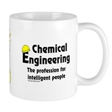 Smart Chemical Engineer Small Mug