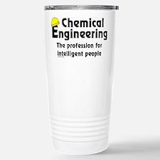 Smart Chemical Engineer Travel Mug