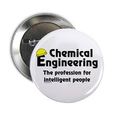 """Smart Chemical Engineer 2.25"""" Button"""