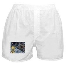 Soft Coated Wheaten Terrier h Boxer Shorts