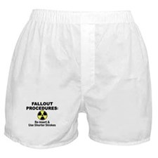 Fallout Boxer Shorts
