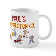 Samuel's Construction Co. Mug