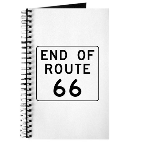 End of Route 66, Illinois Journal