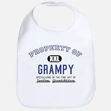 Property of Grampy Bib