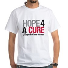 Brain Cancer Hope Cure Shirt
