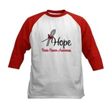 HopeButterfly Brain Cancer Tee
