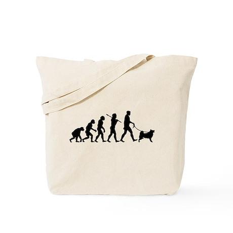 Alaskan Malamute Tote Bag