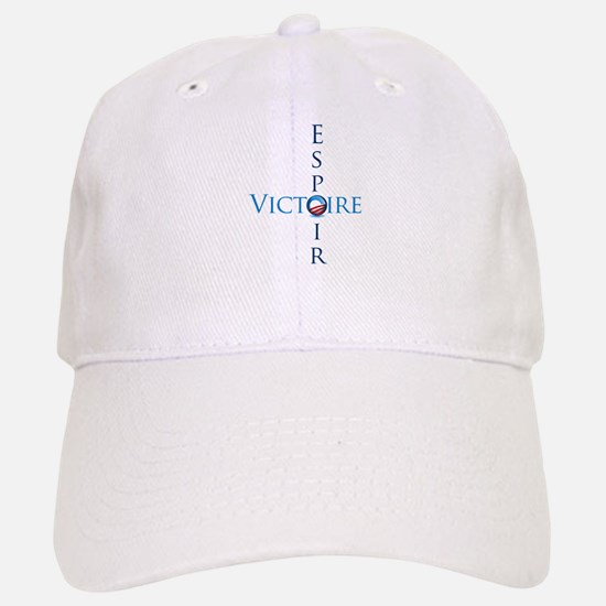 Hope-Victory -- French Baseball Baseball Cap