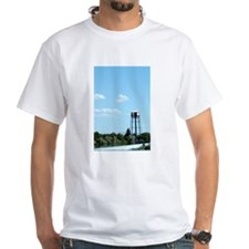 Water Tower - Blue Shirt