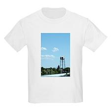 Water Tower - Blue T-Shirt