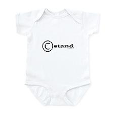 C-Stand Film Crew Infant Bodysuit