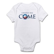 Change Has Come Infant Bodysuit