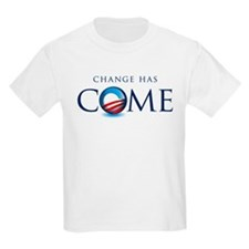 Change Has Come T-Shirt