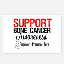 Bone Cancer Support Postcards (Package of 8)