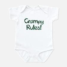 Grampy Rules! Infant Bodysuit