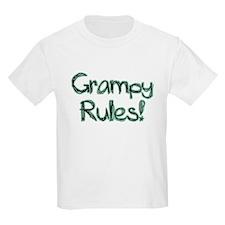 Grampy Rules! T-Shirt