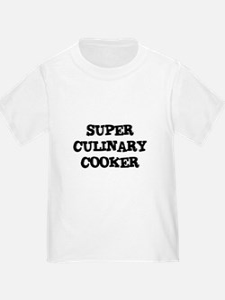 SUPER CULINARY COOKER  T