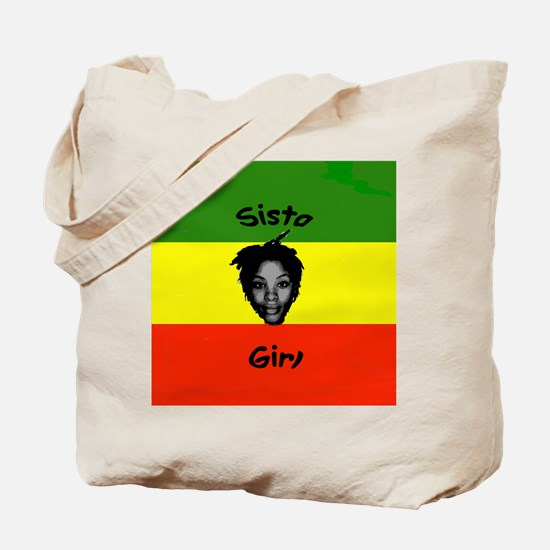 Sista Girl Tote Bag