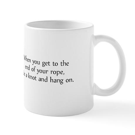 Franklin Delano Roosevelt Inspiration Mug