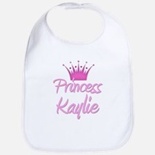 Princess Kaylie Bib
