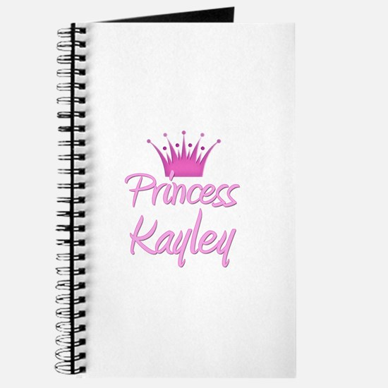 Princess Kayley Journal