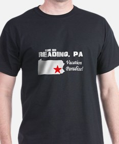 Come See Reading, PA Vacation T-Shirt