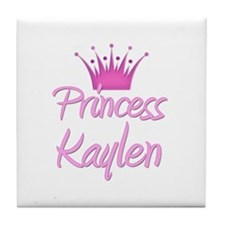 Princess Kaylen Tile Coaster