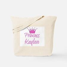 Princess Kaylen Tote Bag