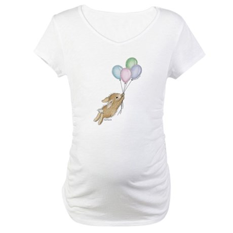 HappyHoppers® - Bunny - Maternity T-Shirt