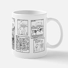 Los Muertos de B'Ham Mug