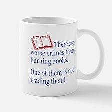Book Burning - Mug