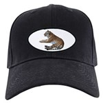 tiger7 Black Cap