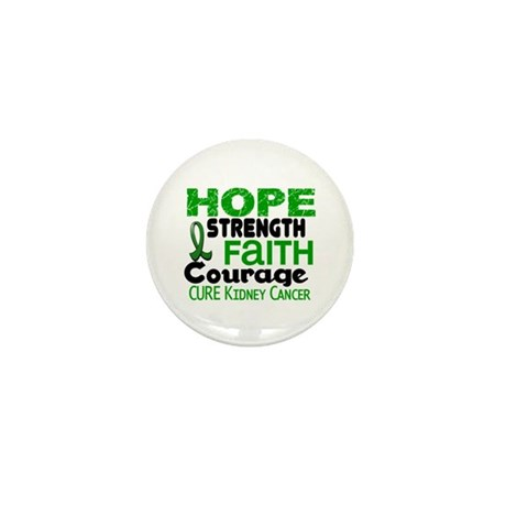 HOPE Kidney Cancer 3 Mini Button