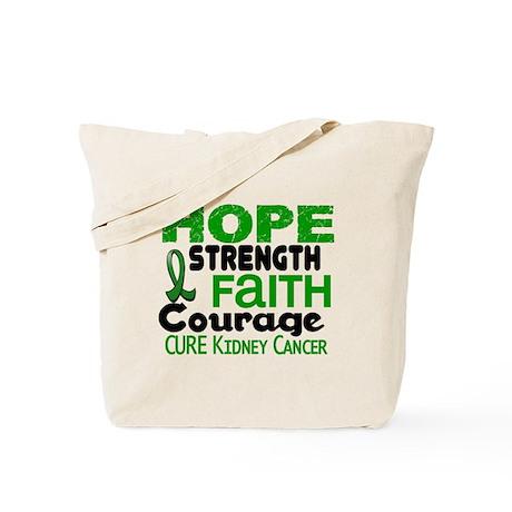 HOPE Kidney Cancer 3 Tote Bag
