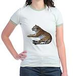 tiger7 Jr. Ringer T-Shirt