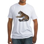 tiger7 Fitted T-Shirt